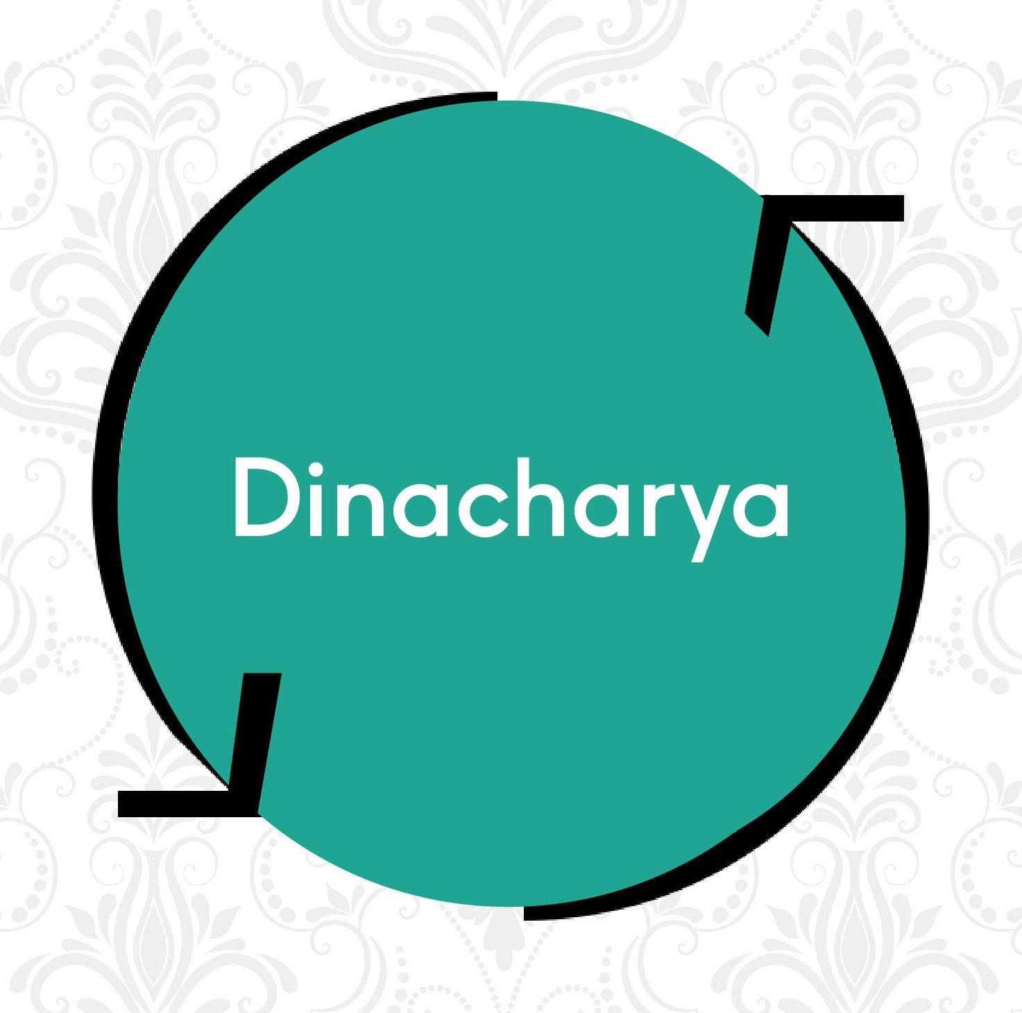 Dinacharya